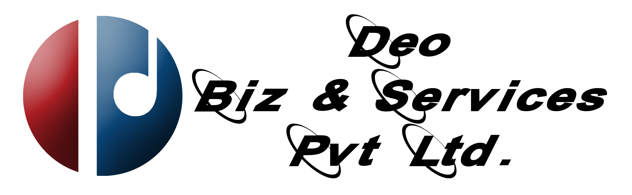 Deo Biz & Services Pvt Ltd. Logo full